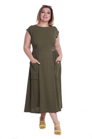 Платье-5337