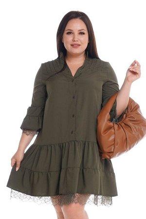 Платье-5356