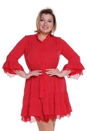 Платье-5208