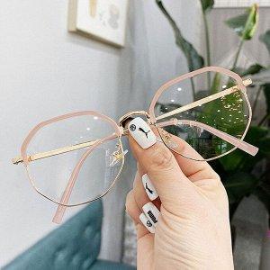 Очки для зрения Розовая оправа