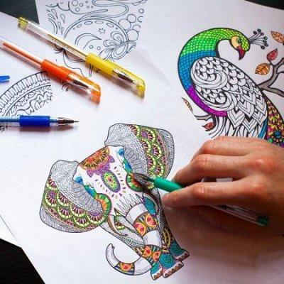 HATBER и ко — канцелярия, что надо! Для учебы и творчества — ЮНЛАНДИЯ-Ручки и стержни гелевые