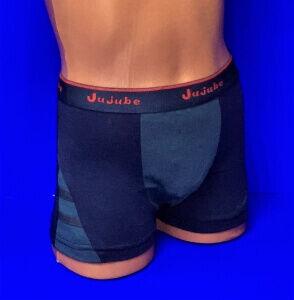 Подростковые трусы-боксеры для мальчиков JUJUBE  арт. К 402 (410, 409, 404)
