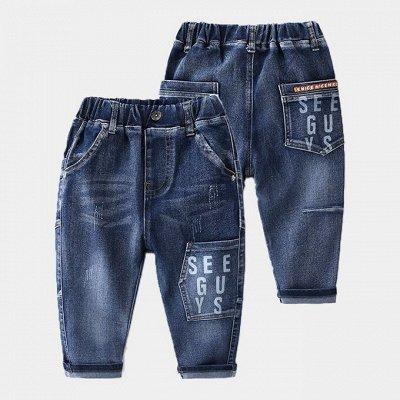 BabyKids-11 Одежда для детей — Джинсы мальчикам