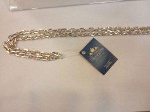 Серебряная цепь арт 046