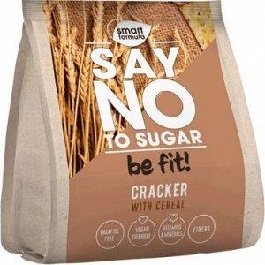«Smart Formula», крекер Say no to sugar, со злаками, 180 г