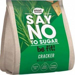 «Smart Formula», крекер Say no to sugar, с розмарином, 180 г