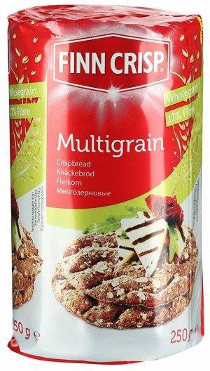 Хлебцы многозерновые Multigrain FINN CRISP 250г