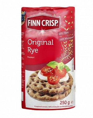 Хлебцы ржаные Original  Rye FINN CRISP 250 гр