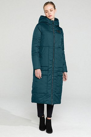 Пальто утепленное #141632