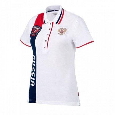 📌FORWARD – первый национальный Бренд спортивной одежды — Рубашки Поло женская