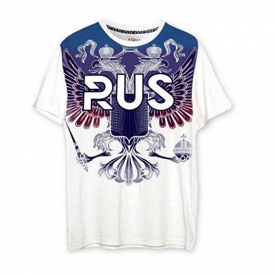 📌FORWARD – первый национальный Бренд спортивной одежды — Футболки мужские