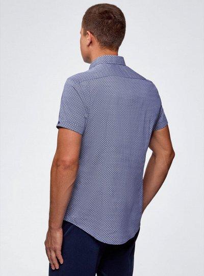 Oodjii верхняя одежда со скидками — Мужская коллекция. Рубашки. Рубашки с коротким рукавом