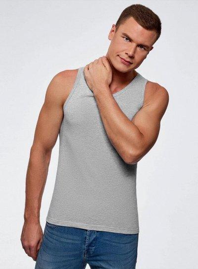 Oodjii верхняя одежда со скидками — Мужская коллекция. Майки