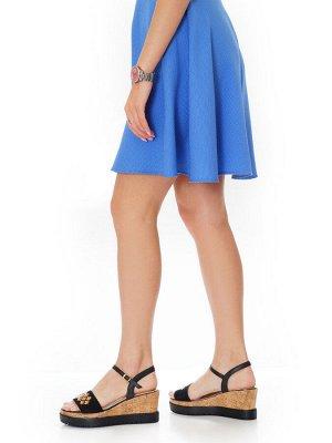 Босоножки Страна производитель: Турция Размер женской обуви x: 36 Полнота обуви: Тип «F» или «Fx» Вид обуви: Босоножки Материал верха: Замша Материал подкладки: Натуральная кожа Каблук/Подошва: Танкет