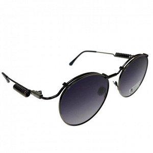 Женские очки Harv Egoist класса люкс с овальными чёрными линзами.