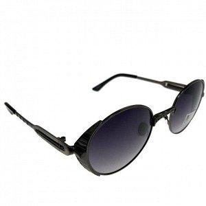 Женские очки Harv Magnetic класса люкс с овальными чёрными линзами.