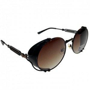 Женские очки Harv класса люкс с овальными кофейными линзами.