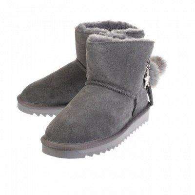 Обувь + Аксессуары для ВСЕЙ семьи — Женская обувь/Зима