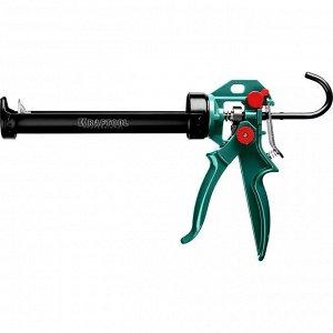 KRAFTOOL EXPERT 4-in-1  усиленный cкелетный поворотный пистолет для герметика