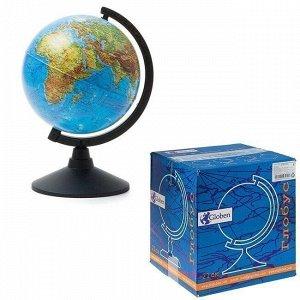 Глобус физич. 210мм К012100007 классик