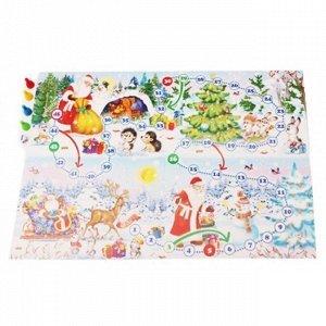 Игра наст. Дед Мороз и подарки мини ИН-0323
