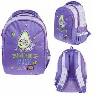 Рюкзак PRIMARY SCHOOL-AVOCATO 37х26х17см 63065 Hatber