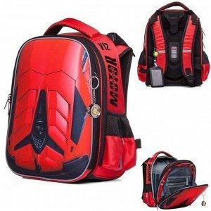 Рюкзак ERGONOMIC Classic-Форсаж 37х29х17 см 45050 Hatber