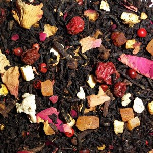 Чай  черный Виталити Heat Вечерний глитвейн