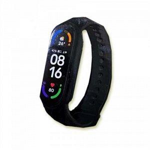 Фитнес браслет Health bracelet M6