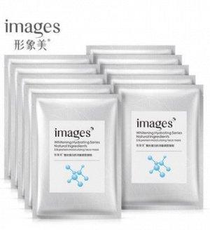 IMAGES Beauty Silk Protein Mask тканевая маска с протеинами шелка