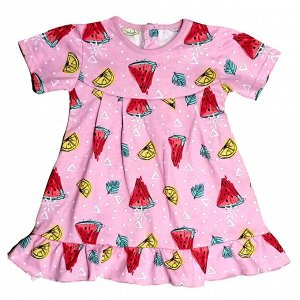 Платье Материал: хлопок, кулирка;