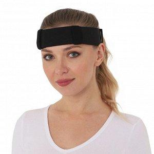 Бандаж на голову с аппликаторами биомагнитными медицинскими