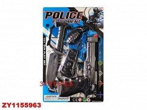 Набор полицейского 704-2 на блист.