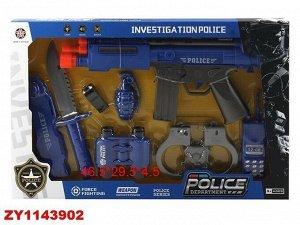 Набор полицейского 8013-9AHY в кор.