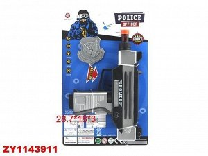 Набор полицейского 8020-1HY на блист.