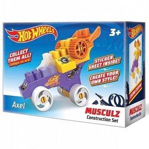 Констр-р Bauer 710 hot wheels серия musculz Axel