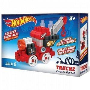 Констр-р Bauer 715 hot wheels серия truckz Jack 8