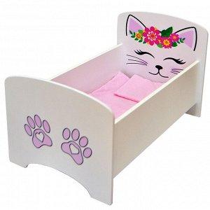 Кроватка для куклы Цветные сны.Кэтрин ЦСК40КЭ