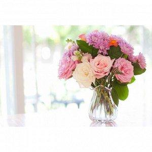 Набор ДТ Алмазная мозаика Букет цветов и книга 30*40 см ASG035