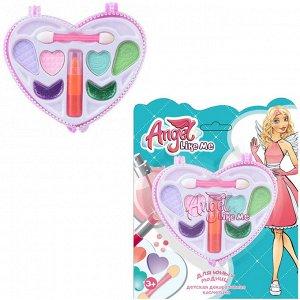 Набор косметики Angel Like Me Сердце.Карманный набор ALMe003/01