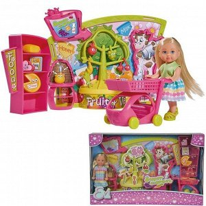ЕВИ Кукла 12 см в супермаркете Simba 5737458