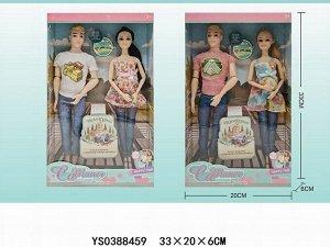 Кукла 117KQ Camaner пара в кор.