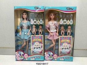 Кукла 200-72JX Педиатр в кор.