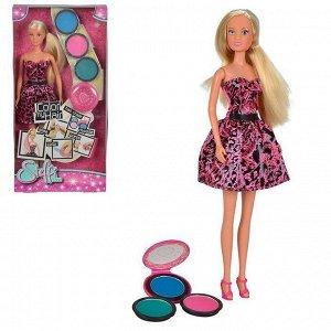 Штеффи Кукла с набором для окрашивания волос 29 см Simba 5730342