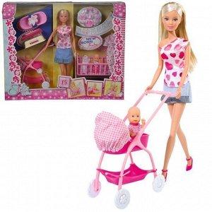 Штеффи Кукла с новорожденным 5730861029