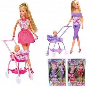 Штеффи Кукла с ребенком 29 см 5733067
