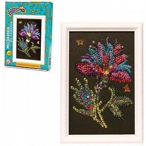 Набор ДТ Мозайка из пайеток Волшебный цветок M028