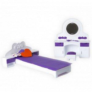 Мебель Спальня Конфетти С-1331 Огонек