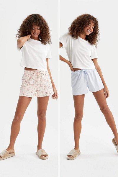 DEFACTO -рубашки, футболки, поло, брюки, платья — Одежда для дома и сна