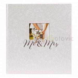 """Фотоальбом """"Mr&Mrs"""" на 60 фото 8388"""